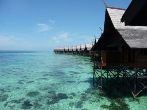 Kapalai Dive Resort, East Borneo