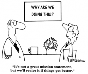 Develop Your Mission Statement